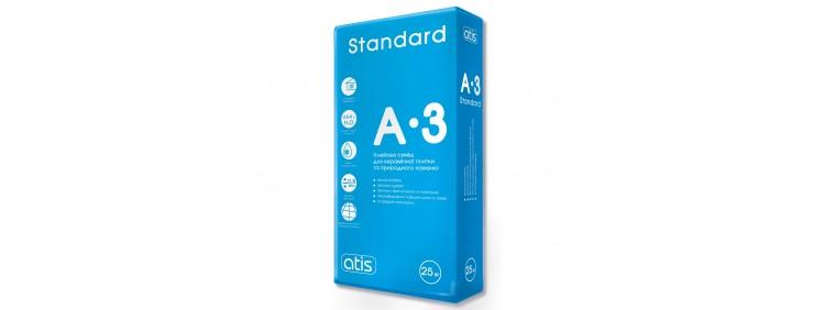 Клей для плитки Atis A-3 Standart 25кг