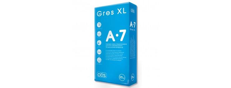 Клей для плитки Atis A-7 Gres XL 25кг
