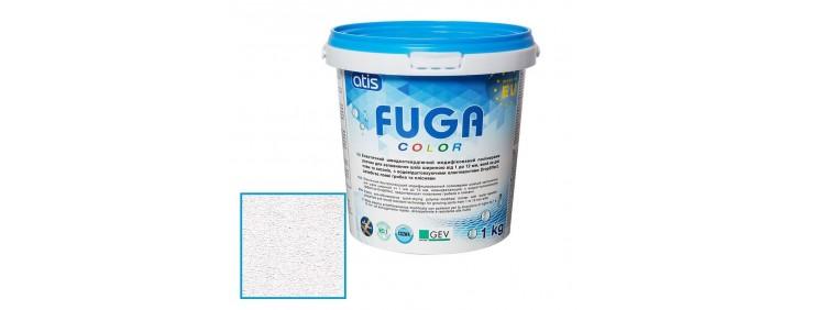 Затирка Atis Fuga Color A 100/1кг белый