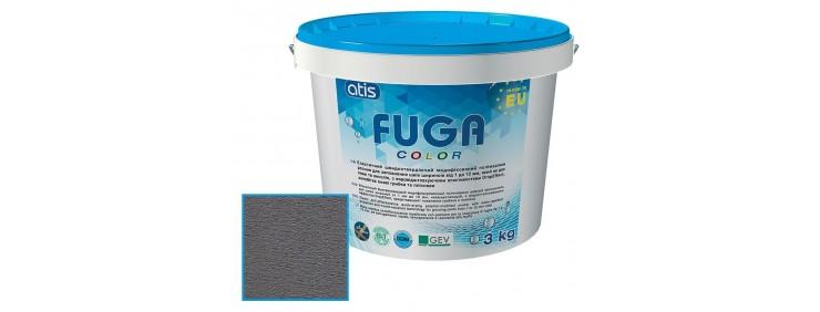 Затирка Atis Fuga Color A 114/3кг антрацит