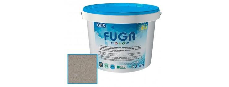 Затирка Atis Fuga Color A 115/3кг мокрый песок