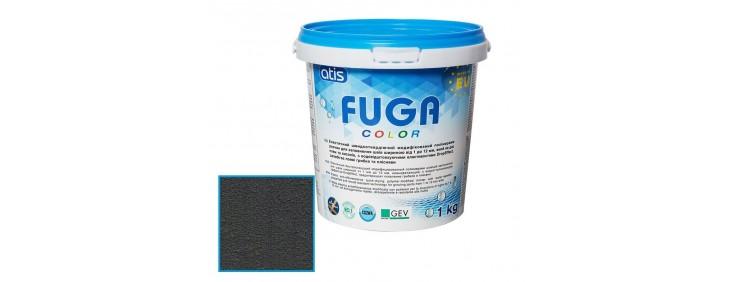 Затирка Atis Fuga Color A 120/1кг черный