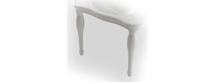 Ножка керамическая 1 шт Axa Contea 0604101