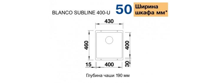 Кухонная мойка Blanco 523426