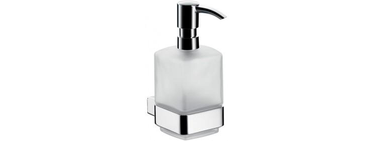 Дозатор жидкого мыла подвесной Emco Loft Black 0521 133 01