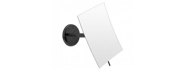 Зеркало косметическое 190х140мм Emco Loft Black 1094 133 03
