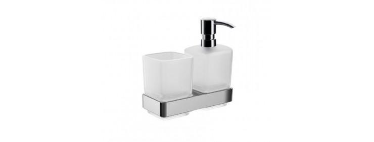 Компект-стакан/дозатор жидкого мыла Emco Loft 0531 001 00