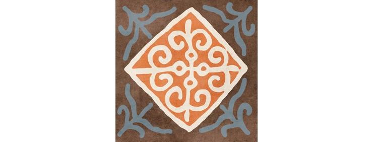 Декор Golden Tile Africa Mix Н1Б010