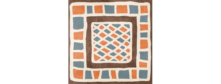 Декор Golden Tile Africa Mix Н1Б020