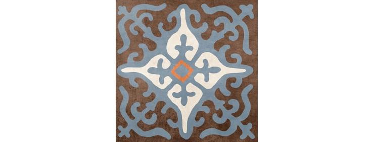 Декор Golden Tile Africa Mix Н1Б030