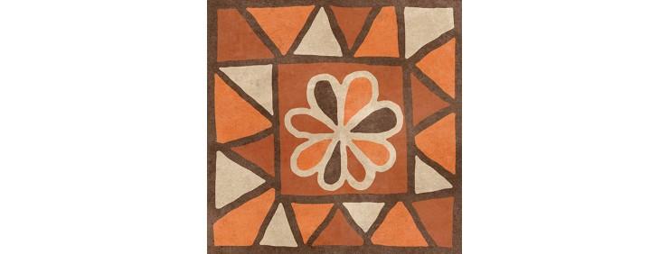 Декор Golden Tile Africa Mix Н1Б040