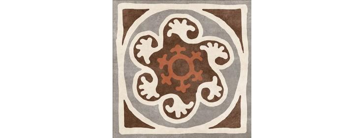 Декор Golden Tile Africa Mix Н1Б050