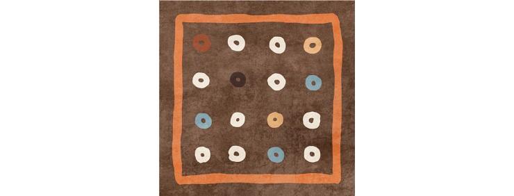 Декор Golden Tile Africa Mix Н1Б080