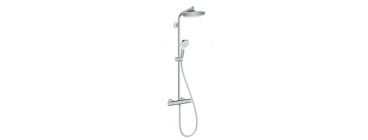 Душова система для ванни Hansgrohe Crometta 27267000