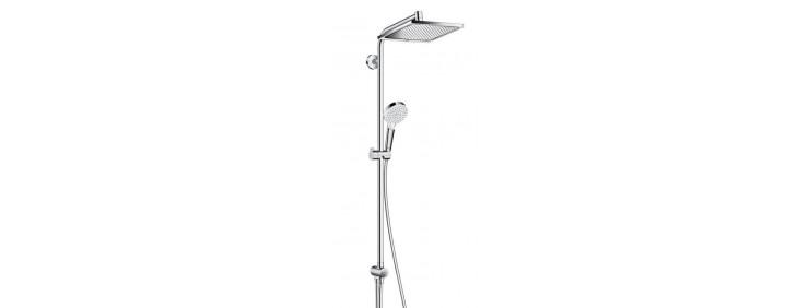 Душова система для ванни Hansgrohe Crometta 27289000