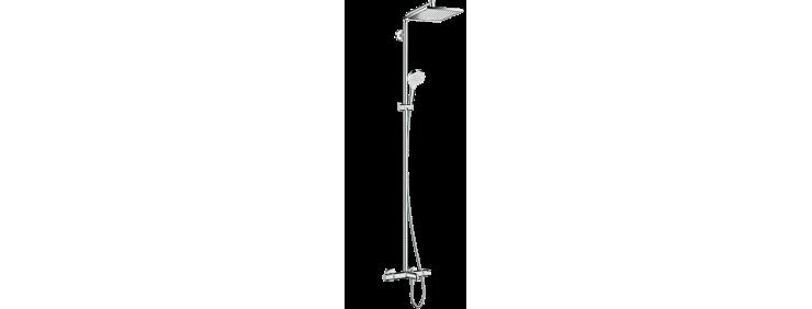 Душова система для ванни Hansgrohe Crometta 27298000