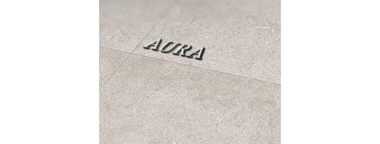 Плитка Интеркерама Aura серая тёмная 5959 189 072