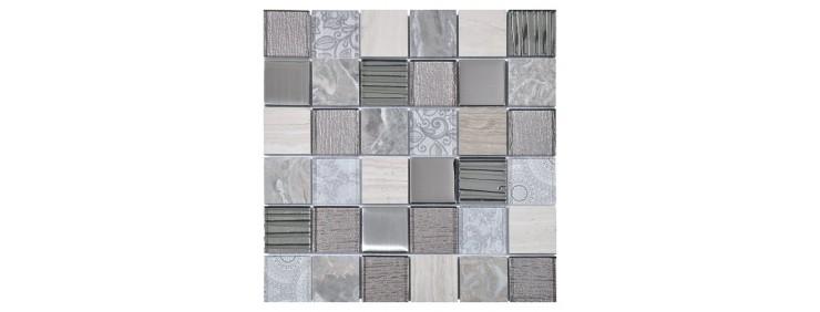 Мозаика Intermatex Elements Grey