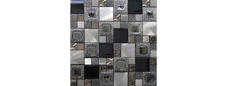 Мозаика Intermatex Frame Silver