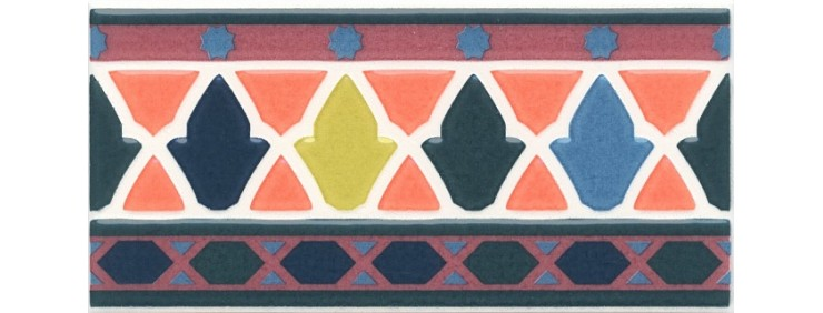Декор Kerama Marazzi Алькасар HGD\A328\16000