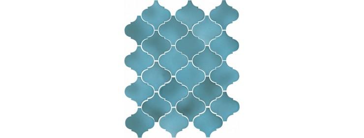 Плитка Kerama Marazzi Арабески Майолика Голубой 65005