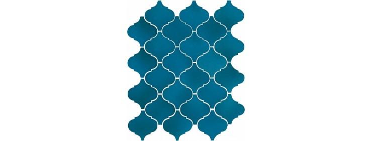 Плитка Kerama Marazzi Арабески Майолика Синий 65007