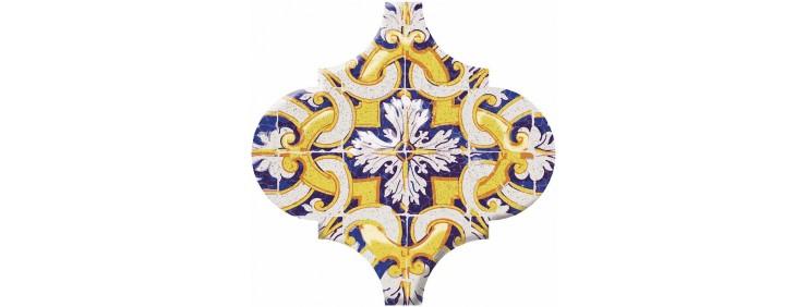 Декор Kerama Marazzi Арабески Майолика OP\A159\65000