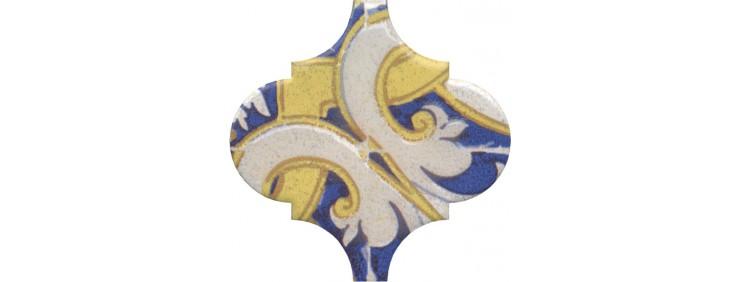 Декор Kerama Marazzi Арабески Майолика OP\A160\65000