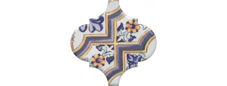 Декор Kerama Marazzi Арабески Майолика OP\A161\65000