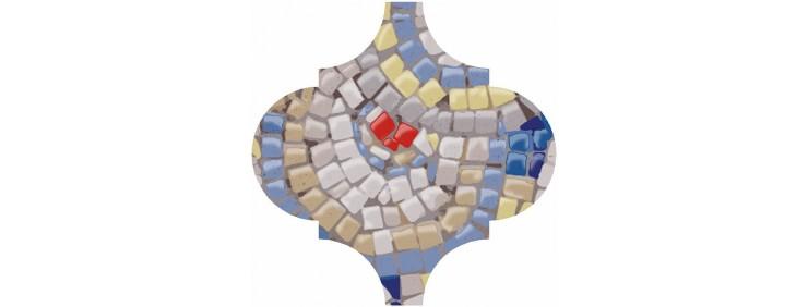 Декор Kerama Marazzi Арабески Майолика OP\A169\65000