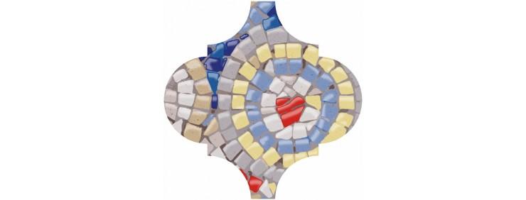 Декор Kerama Marazzi Арабески Майолика OP\A170\65000