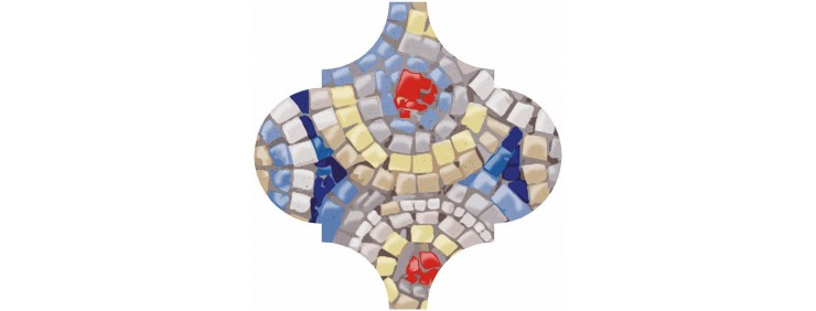 Декор Kerama Marazzi Арабески Майолика OP\A171\65000