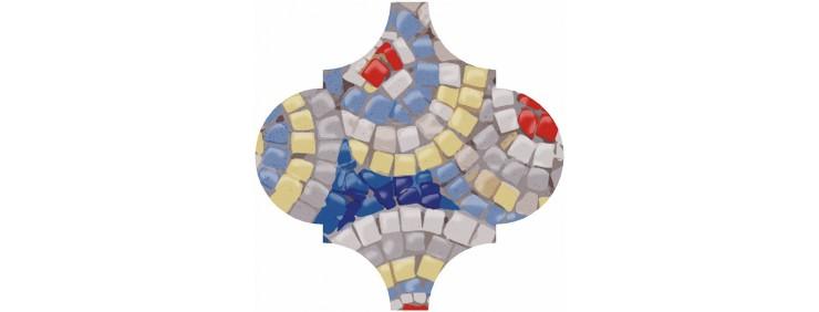 Декор Kerama Marazzi Арабески Майолика OP\A172\65000