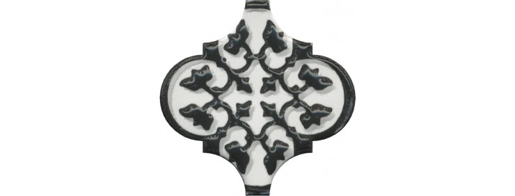 Декор Kerama Marazzi Арабески глянцевый OS\A26\65000