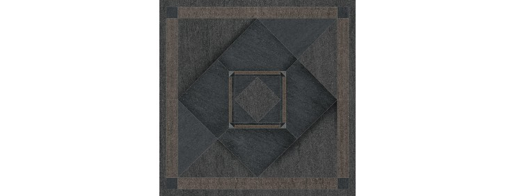 Декор Kerama Marazzi Базальто DL841900R\D
