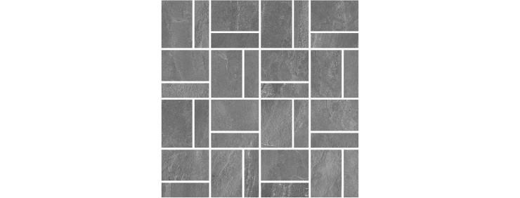 Мозаика Kerama Marazzi Про Слейт Серый T021\DD2038