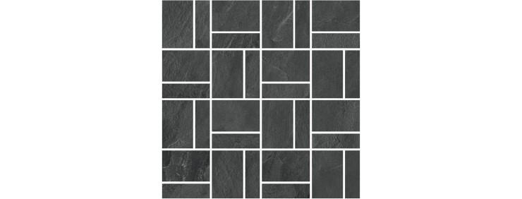 Мозаика Kerama Marazzi Про Слейт Антрацит T021\DD2039