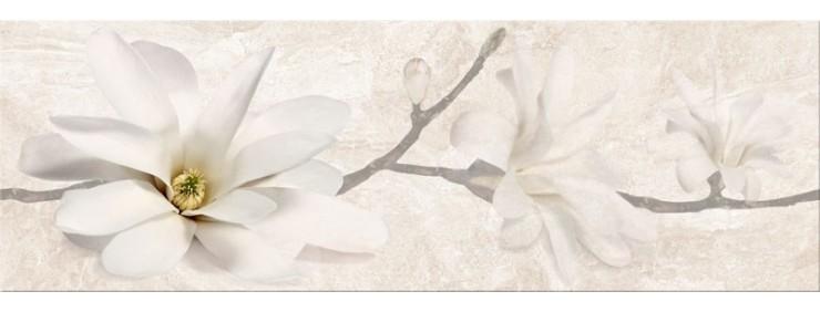 Декор Opoczno Stone Flowers Beige Inserto