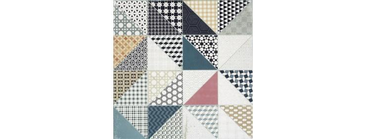 Декор Rako Deco Multicolour DAK63659