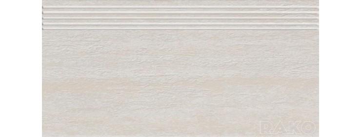Ступень Rako Travertin Ivory DCPSE030