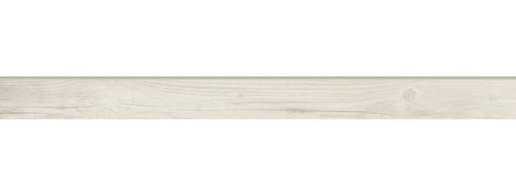 Плинтус Zeus Ceramica Legno Bianco ZLXBLV1336